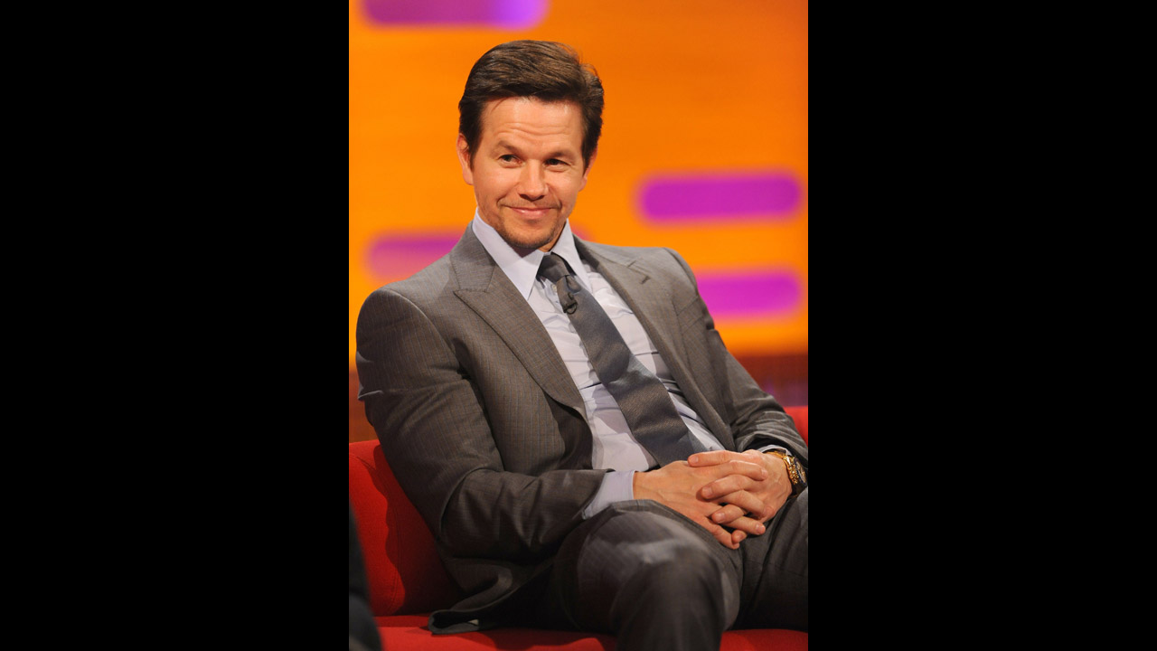'Ted' and 'Broken City' star Mark Wahlberg.