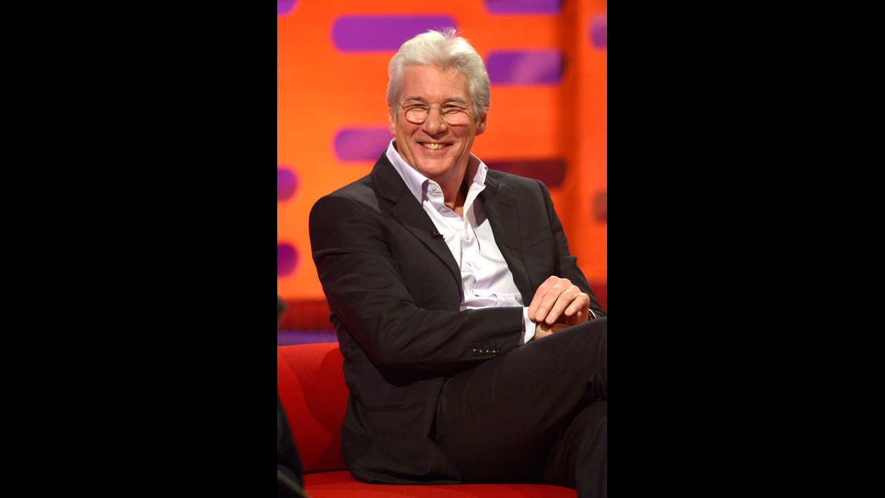 Hollywood legend Richard Gere.