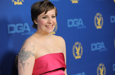 Lena Dunham, creator and star of HBO's 'Girls' (Photo: Chris Pizzello/Invision/AP)