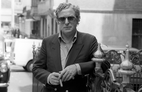 Michael Caine back in 1987. (Photo: Press Association via AP Images)