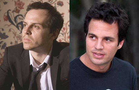 Andrew Scott and Mark Ruffalo