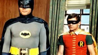 Batman and Robber