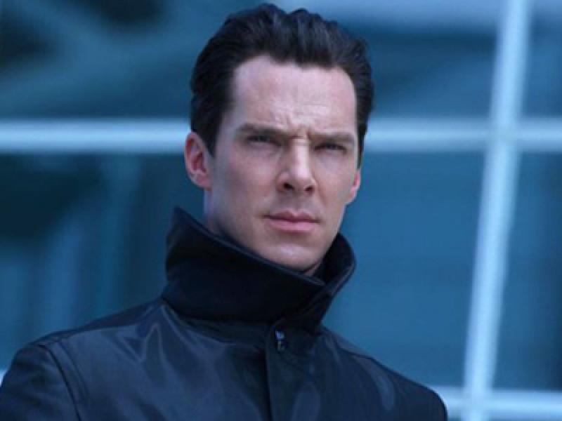 Benedict Cumberbatch, Into Darkness