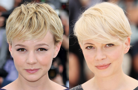 Carey Mulligan and Michelle Williams