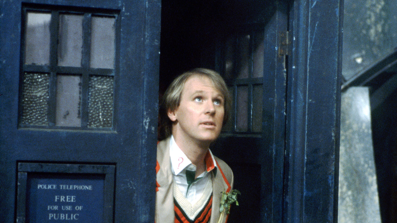 """""""Oh, marvellous. You're going to kill me. What a finely tuned response to the situation."""" - The Doctor ('Frontios')"""