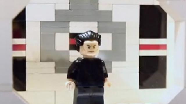 Lego, Benedict Cumberbatch