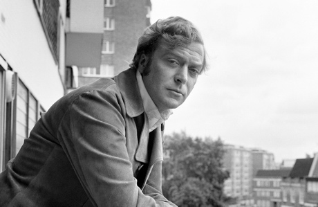 Michael Caine in London in 1970. (Press Association/AP Images)