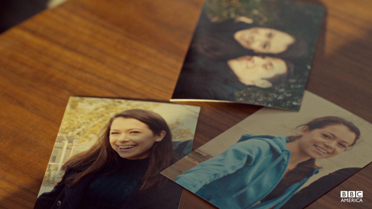 Snapshots of Beth's life.