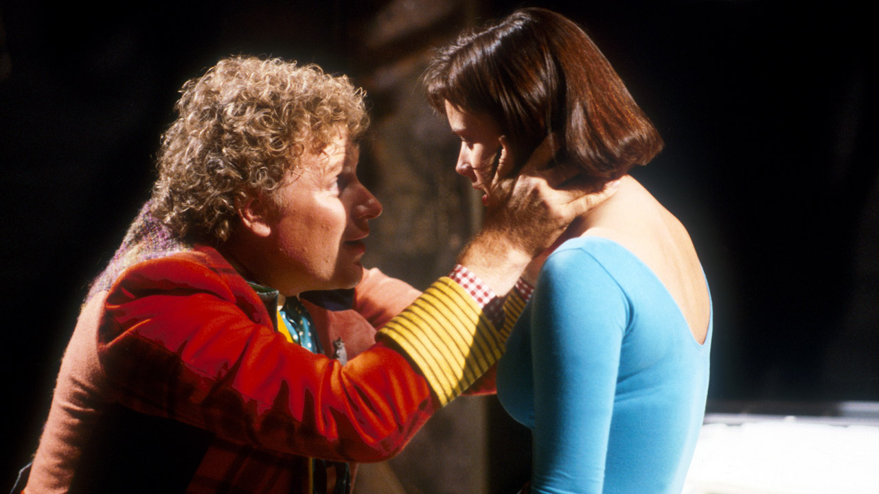 """It's all right for you, Peri. You've only got one life. You'll age here in the TARDIS and then die. But me, I shall go on regenerating until all my lives are spent.""  - The Doctor ('Vengeance on Varos')"