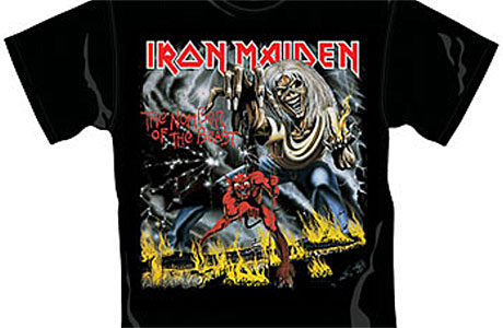 Iron Maiden T-shirt