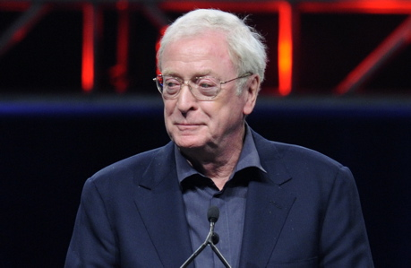 Michael Caine in Las Vegas in 2009. (Chris Pizzello/AP Images)