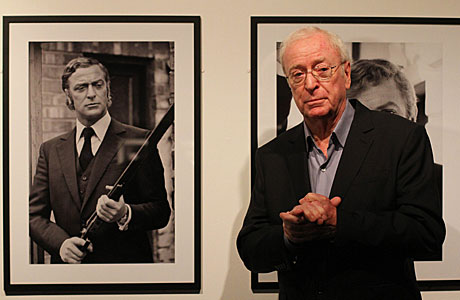 Sir Michael Caine (Press Association via AP Images)