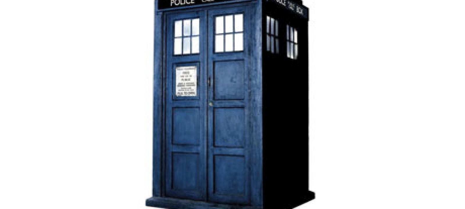 Welcome to the TARDIS