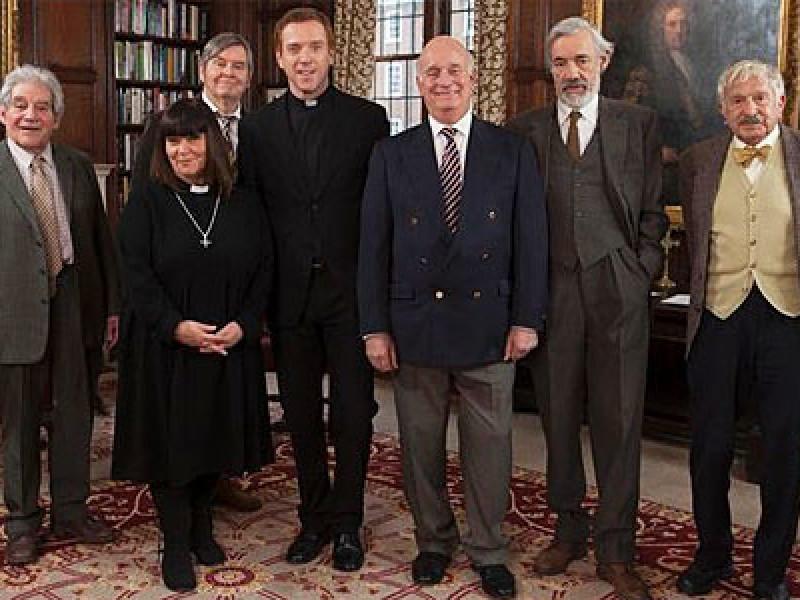 Vicar of Dibley – plus Damien Lewis