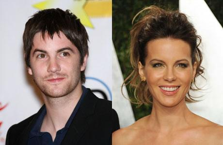 Jim Sturgess goes mad for Kate Beckinsale in Eliza Graves. (AP)