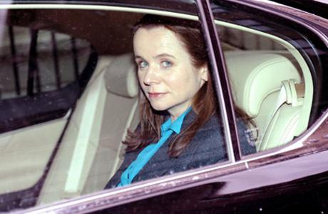 photo of Emily Watson  - car