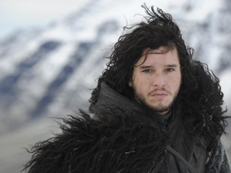 Jon Snow, Naked