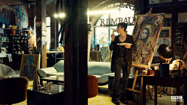 "According to ""Orphan Black"" creator Graeme Manson, Rimbaud is Felix's favorite poet."