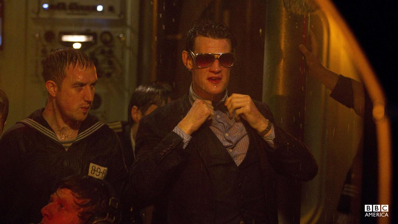 """""""Viva Las VegaAAAH!"""" - The Doctor"""