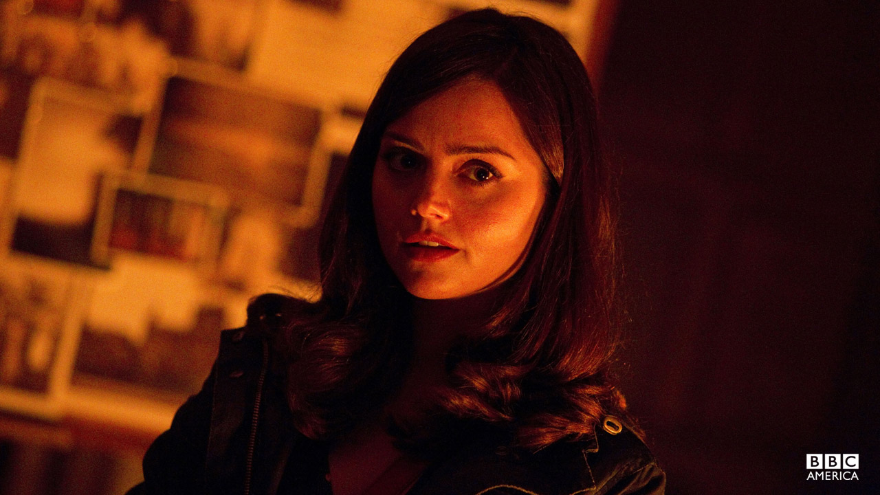 """""""We're all ghosts to you. We must be nothing."""" - Clara"""
