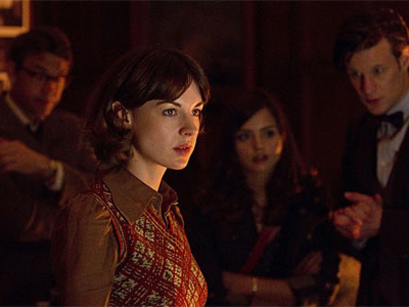 Doctor Who – 'Hide'