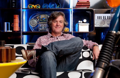 James May in 'Manlab' (BBC AMERICA)