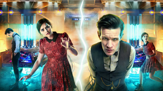Journey to the Centre of the TARDIS