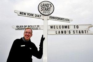 Land's Start