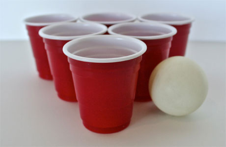 Lil Reds: Red party cups, but, y'know, small.
