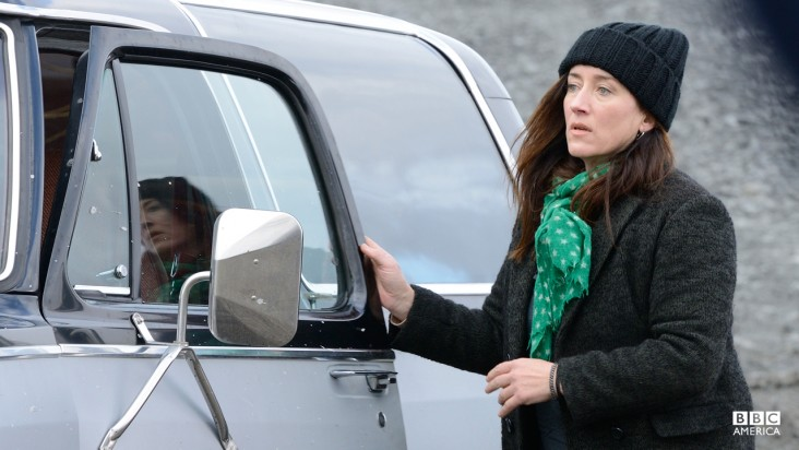 Maria Doyle Kennedy as Mrs. S on BBC AMERICA's 'Orphan Black' (Photo: BBC AMERICA)