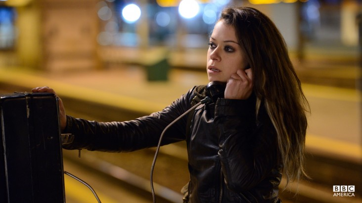 Tatiana Maslany from 'Orphan Black'