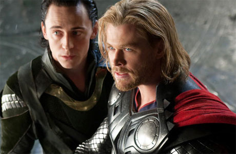 The Ruff and the Hem in Thor: The Dark World