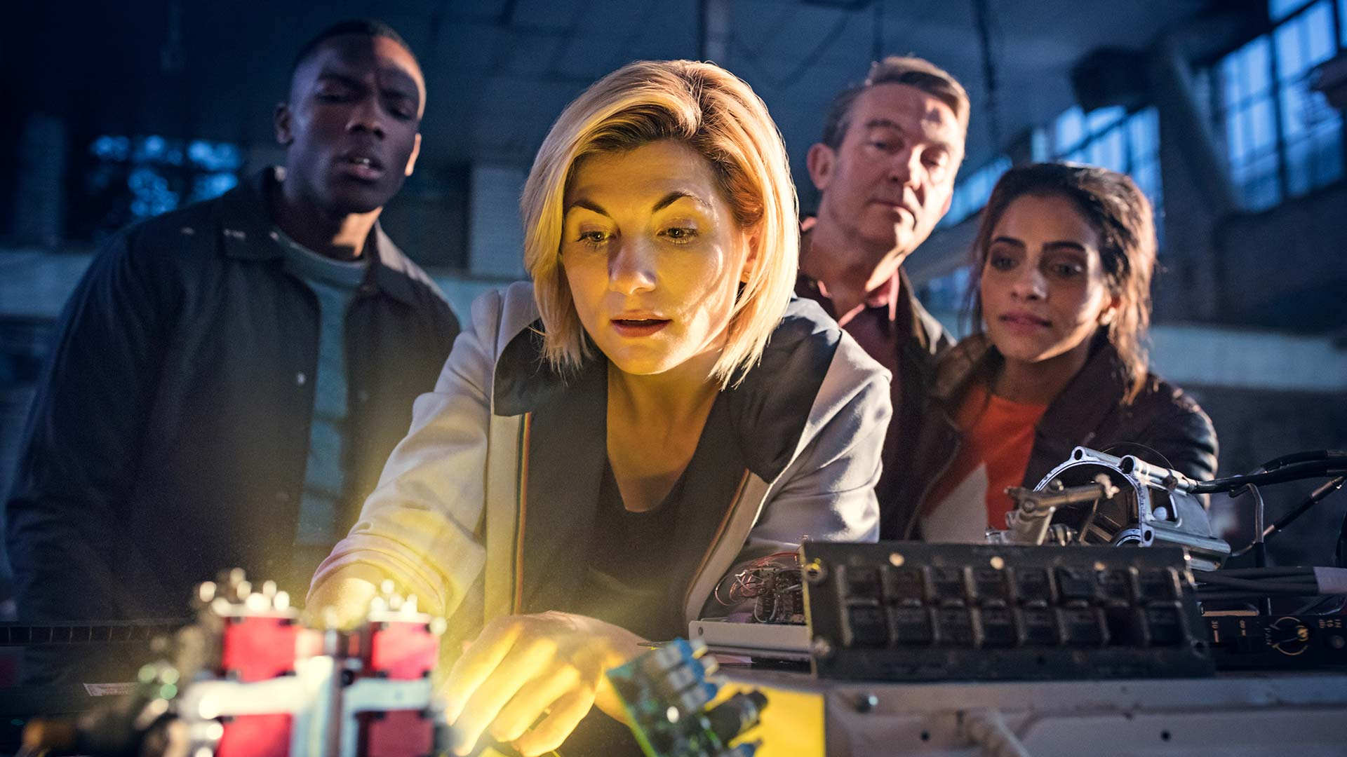 Where to Watch | Doctor Who | BBC America