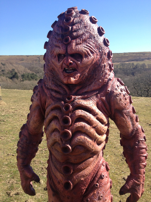 A shot of a new Zygon.