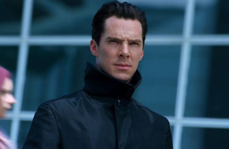 Benedict Cumberbatch in 'Star Trek Into Darkness' (Photo: Paramount)