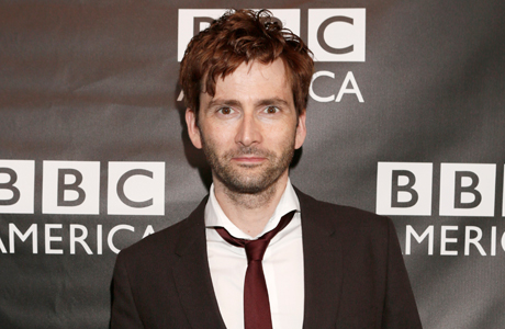 David Tennant at BBC AMERICA's party for the 2012's Television Critics Association event. (Photo: Todd Williamson/Invision for BBC America/AP Images)