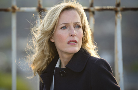 Gillian Anderson in 'The Fall' (Photo: BBC)
