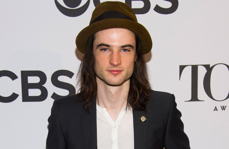 Tom Sturridge at the the 2013 Tony Awards Meet the Nominees press reception on Wednesday, May 1, 2013 in New York.  (Photo: Charles Sykes/Invision/AP)