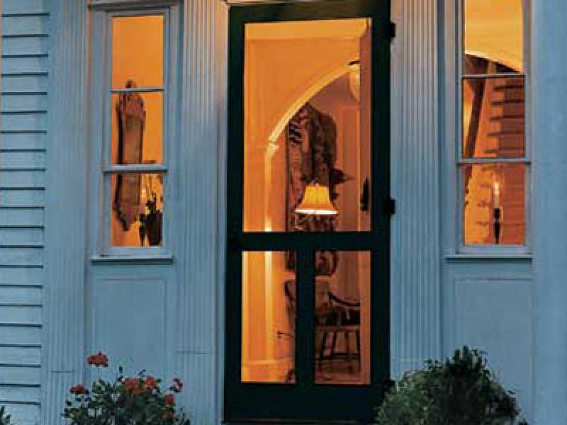 Home w Screen Door