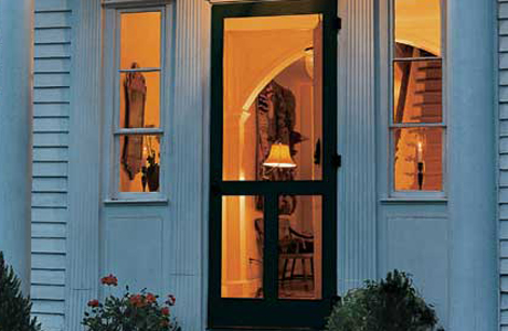 In some American towns people still leave their doors unlocked. (TOH) & A British Houseguestu0027s Guide to the American Home | Anglophenia ...