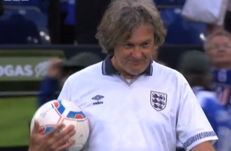 James May gets his kicks. (BBC)