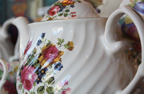 (Queen Mary Tea Room)
