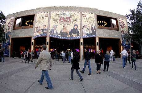 The Grand Ole Opry in Nashville, TN. (AP Photo/Mark Humphrey)