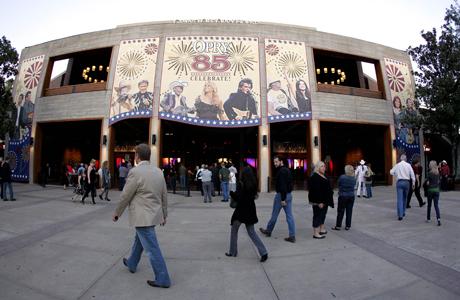 The Grand Ole Opry in Nashville, TN. (AP Photo/Mark Humphrey)