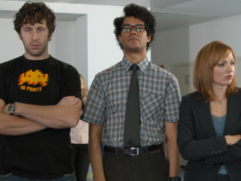 The IT Crowd, Feature Photo