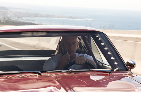Vin Diesel in 'Fast and Furious 6' (Universal)