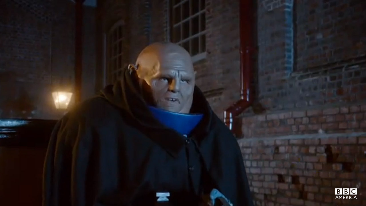 """Horse! You have failed in your mission. We are lost with no sign of Sweetville. Do you have any final words before your summary execution?"" - Strax"