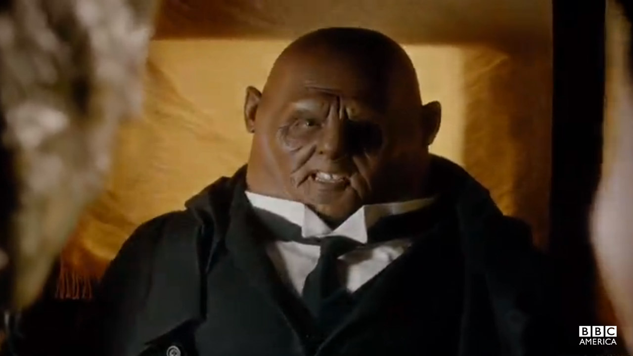 """Jenny? If this weak and fleshy boy is to represent us, I strongly advise the issuing of scissor grenades, limbo vapor, and triple-blast brain splitters."" - Strax"