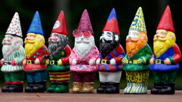 Celebrity Gnomes