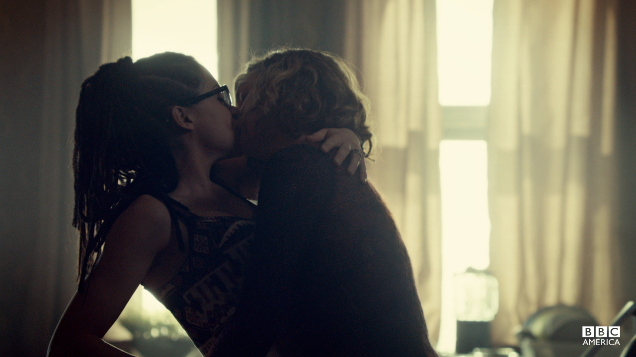 "Who's Monitoring Who? Cosima knows Delphine's her monitor, but hey, the heart wants what it wants. The science geek's bad choices led to one seriously hot scene of the duo making, in Cosima-speak, ""crazy science."""